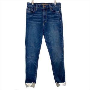 Joe's Jeans High waisted skinnies